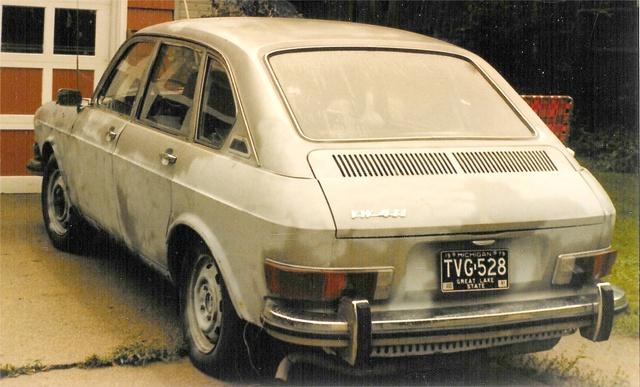 Picture of 1971 Volkswagen 411, exterior, gallery_worthy