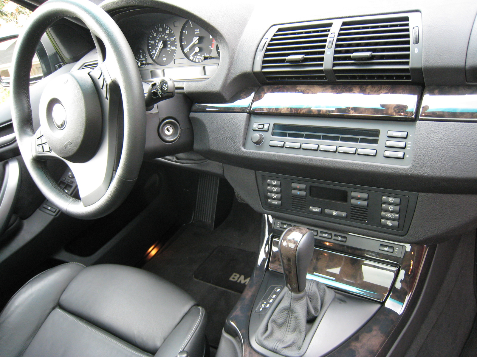 2004 Bmw X5 Interior Pictures Cargurus