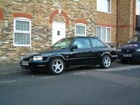 Picture of 1990 Ford Escort 2 Dr GT Hatchback, exterior