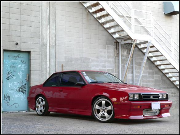 Picture of 1987 Chevrolet Cavalier, exterior