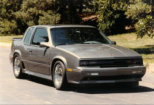 Picture of 1987 Oldsmobile Cutlass Calais, exterior, gallery_worthy