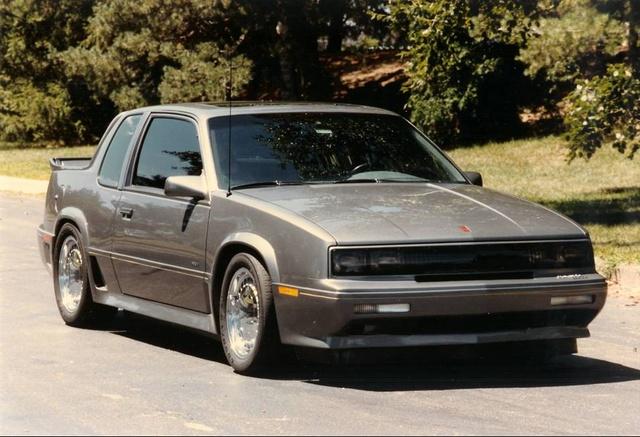 Picture of 1987 Oldsmobile Cutlass Calais, exterior