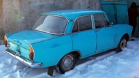 1969 Moskvitch 412 Overview