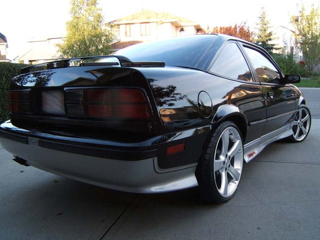 29+ 1992 Chevy Cavalier Z24 For Sale