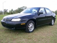 1997 Chevrolet Malibu Overview