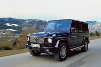 Picture of 2005 Mercedes-Benz G-Class, exterior, gallery_worthy