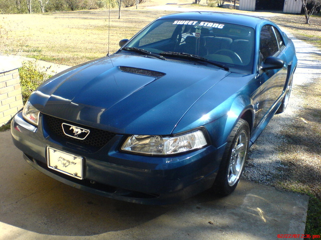 Picture of 2000 Ford Mustang Coupe, exterior, gallery_worthy
