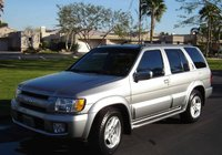 Picture of 2001 INFINITI QX4 4WD, exterior, gallery_worthy