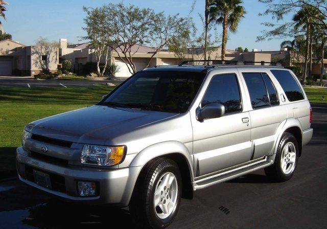 Picture of 2001 Infiniti QX4 4 Dr STD 4WD SUV
