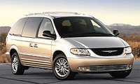 Picture of 2001 Chrysler Town & Country Limited, exterior, gallery_worthy