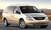 2001 Chrysler Town & Country Limited picture, exterior