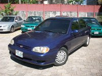 Picture of 2000 Kia Sephia, exterior
