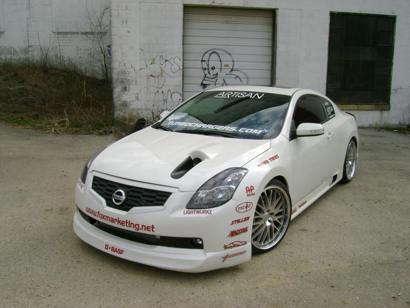 100 ideas Nissan Altima Coupe 35 Specs on evadetecom