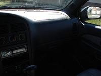 1996 Nissan Pathfinder 4 Dr SE 4WD SUV, Passenger side, interior