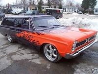 1966 Plymouth Fury III Coupe