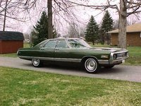 Picture of 1971 Chrysler New Yorker, exterior