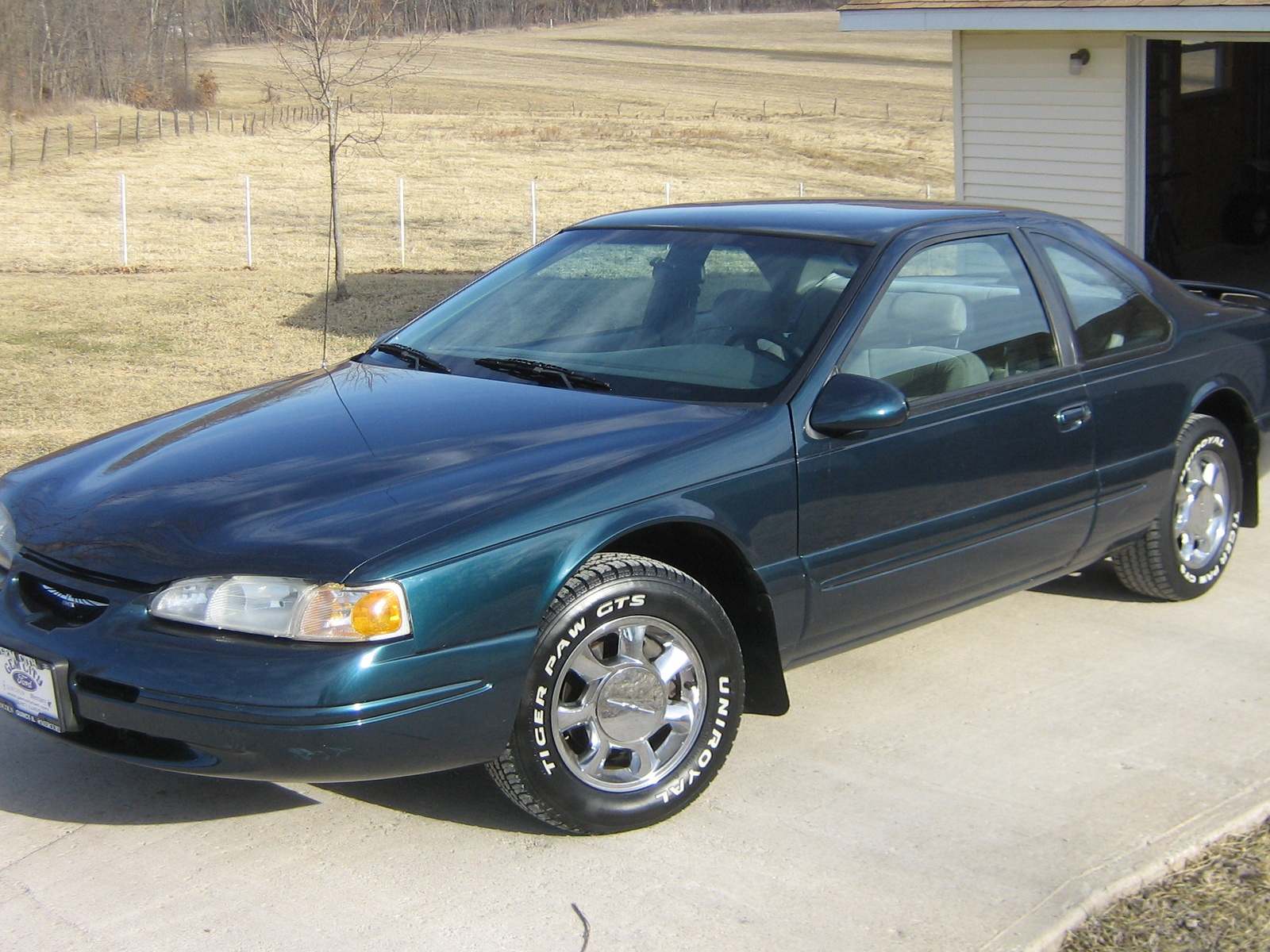 1996 Ford Thunderbird LX, 1996 Ford Thunderbird 2 Dr LX Coupe picture ...