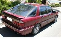 1992 Mitsubishi Galant Overview
