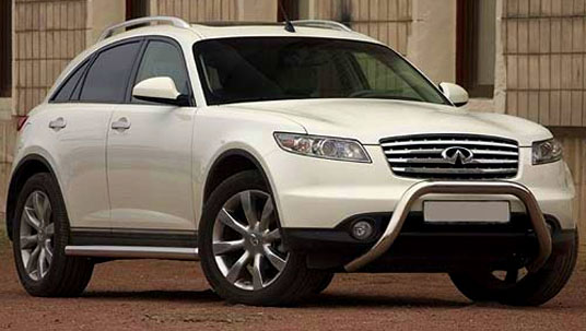 2008 Infiniti FX45 Base AWD picture