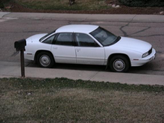 1993 Buick Lesabre Sedan. 1993 Buick