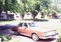 1982 Buick Regal 4-Door Sedan picture, exterior
