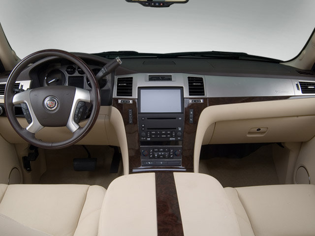 2013 Cadillac Ats For Sale >> 2008 Cadillac Escalade - Interior Pictures - CarGurus