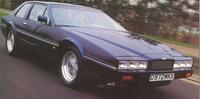 1987 Aston Martin Lagonda Overview