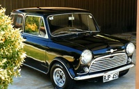 1968 Morris Mini Overview