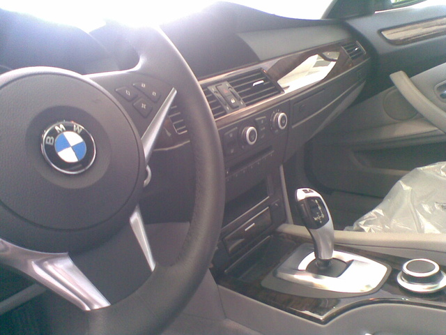 Picture of 2007 BMW 5 Series 525i, interior
