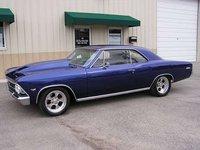 1966 Chevrolet Chevelle, exterior