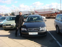 1996 Volvo S40 Overview
