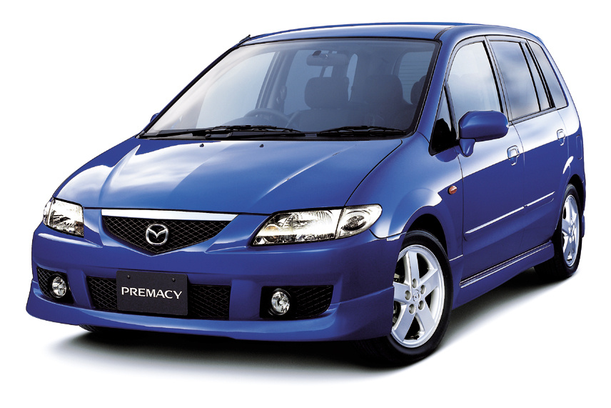 mazda premacy overview cargurus. Black Bedroom Furniture Sets. Home Design Ideas