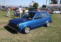 1981 Toyota Starlet Picture Gallery