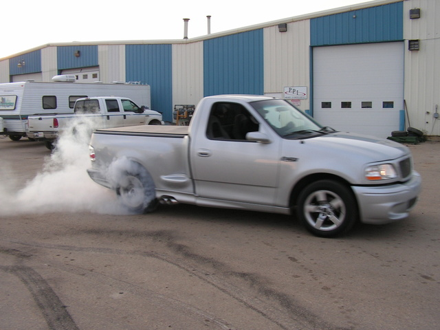 Picture of 2001 Ford F-150 SVT Lightning 2 Dr Supercharged Standard Cab Stepside SB