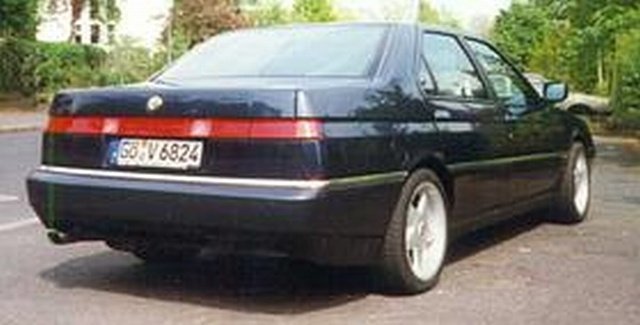 Picture of 1995 Alfa Romeo 164, exterior, gallery_worthy