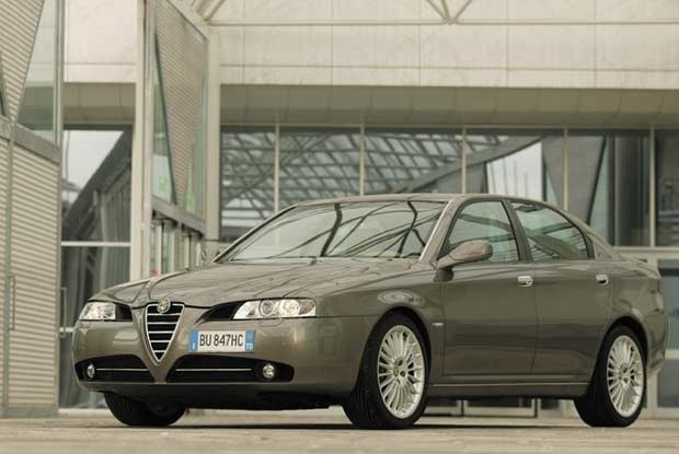 Picture of 2006 Alfa Romeo 166