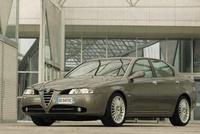 2006 Alfa Romeo 166 Overview