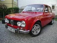 1973 Alfa Romeo Giulia Overview