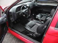 Picture of 1998 Alfa Romeo 145, interior, gallery_worthy