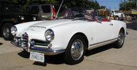 1964 Alfa Romeo Giulietta Overview