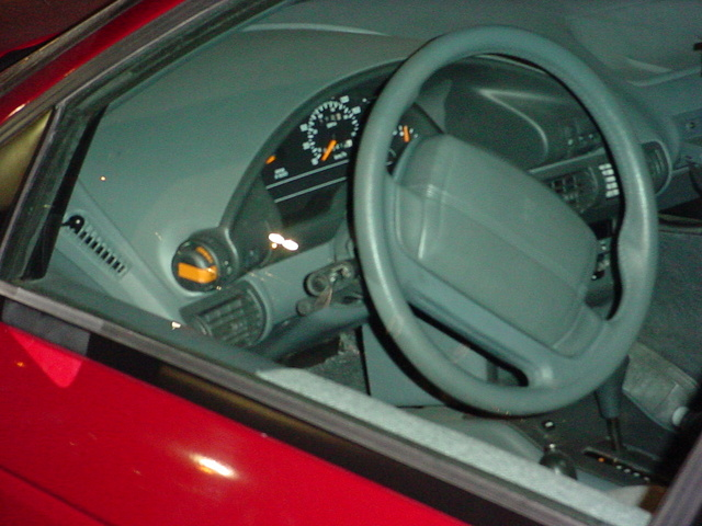 Picture of 1991 Pontiac Tempest, interior