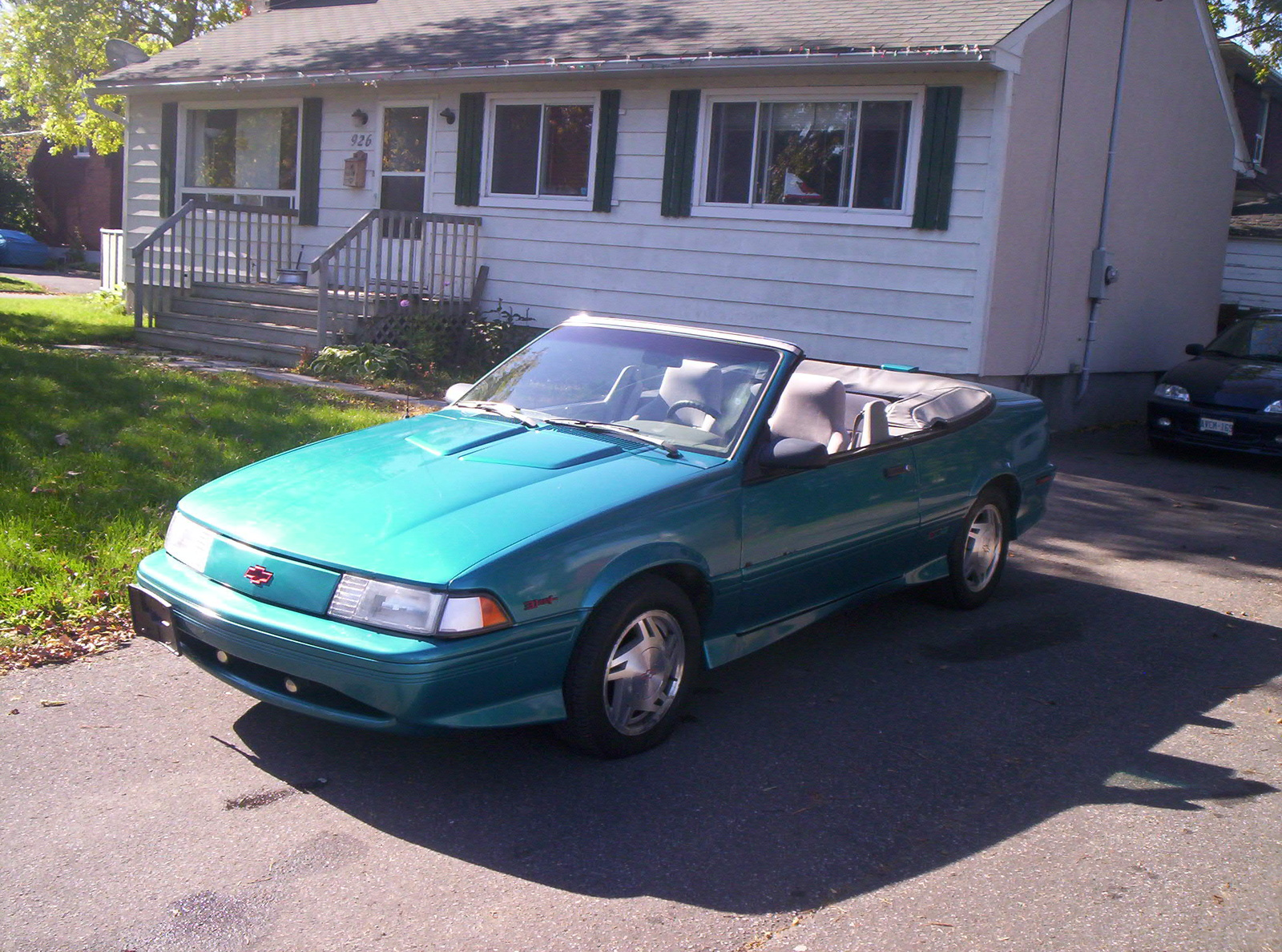 Cavalier 1992 chevy cavalier : 1992 Chevrolet Cavalier Convertible related infomation ...
