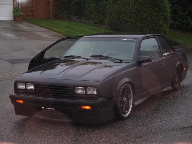 1987 Chevrolet Cavalier - Pictures - CarGurus