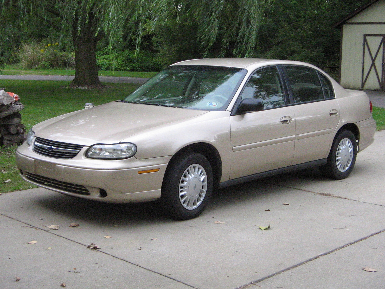 Picture of 2003 chevrolet malibu base exterior gallery_worthy