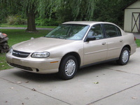 2003 Chevrolet Malibu Overview