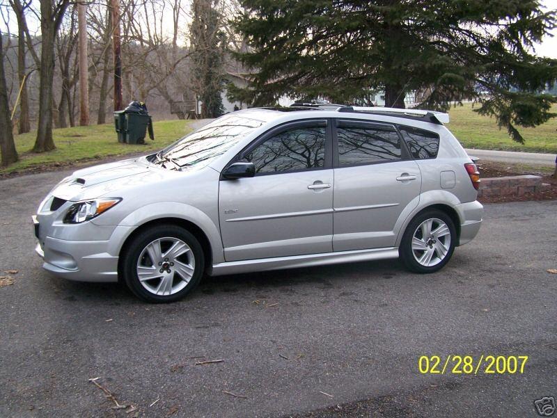 2003 Pontiac Vibe Pictures Cargurus