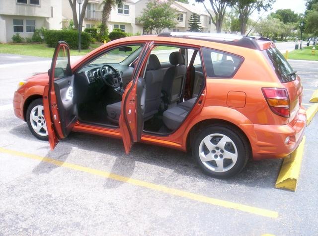 2003 Pontiac Vibe Interior Pictures Cargurus