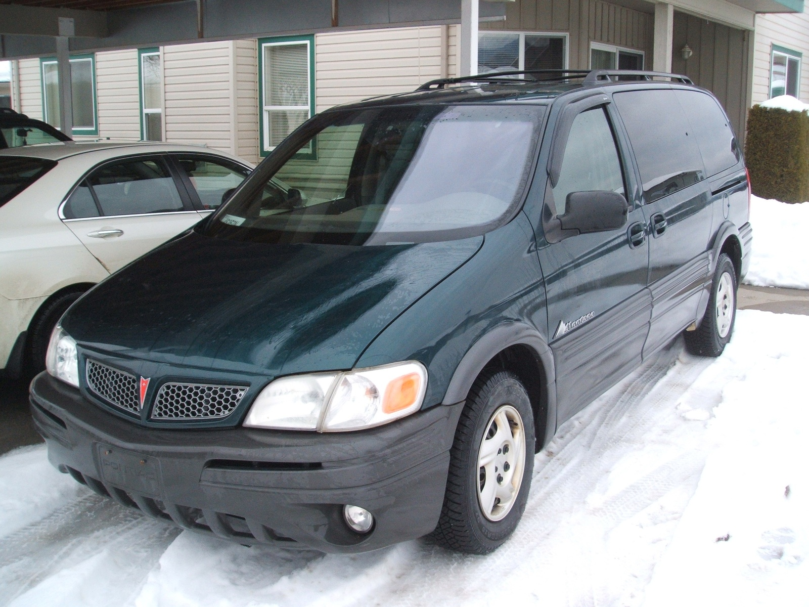 Picture of 2001 Pontiac Montana Sport Extended