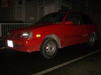 1988 Pontiac Firefly Overview
