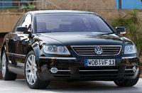 2006 Volkswagen Phaeton Overview